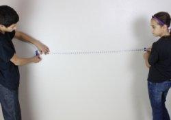 Archery bow length method 1