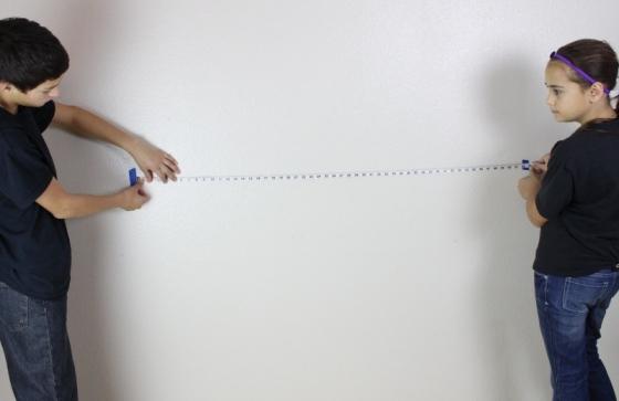 Archery bow length method