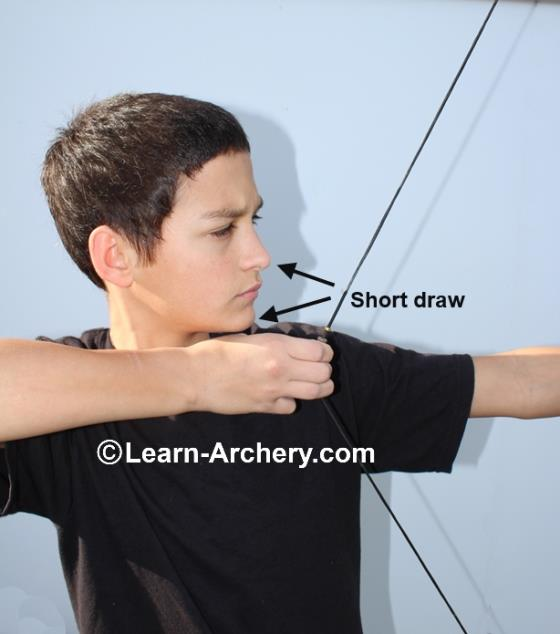 Draw too short